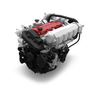 MO 4 - Silindirli Dizel Motor